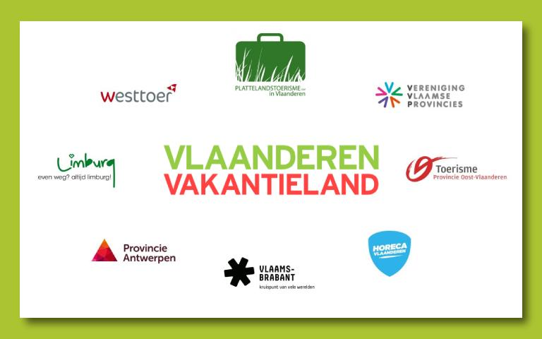 Partners Logeren in Vlaanderen